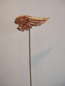 DEVOTA 2011 Skulptur - Flügel 3