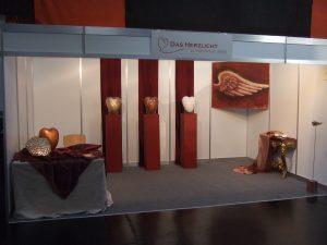 EVOTA 2011 - Messestand Das Herzlicht